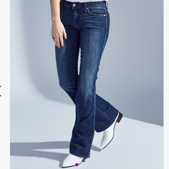 7 For All Mankind Denim - 7 For All ManKind Flare Denim Jeans